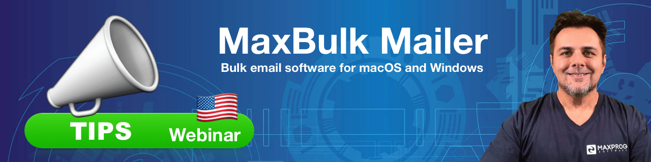 Tips for composing emails with MaxBulk Mailer
