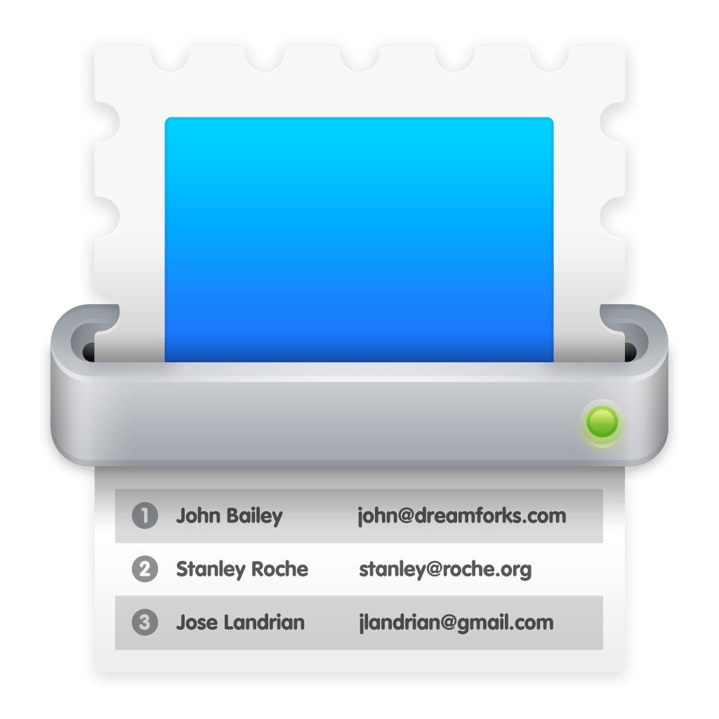 Email extraction software for macOS and Windows