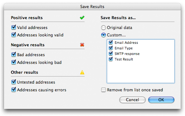 how to delete all saves messages mac